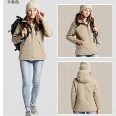 Ailixin womens heated jacket ,heated jacket for women