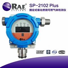 CCCF消防型SP-2102Plus可燃氣體檢測報警儀