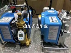 JII E消防空气呼吸器专用充气泵BAUER空气压缩机