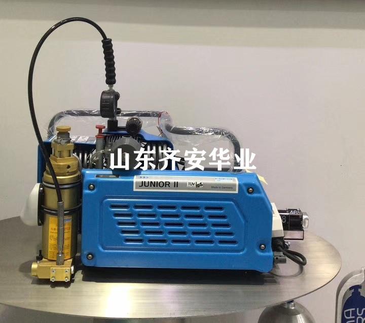 JII E消防空气呼吸器用充气泵BAUER空气压缩机 2