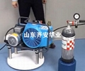 JII E消防空气呼吸器用充气泵BAUER空气压缩机 3