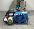 JII E消防空气呼吸器用充气泵BAUER空气压缩机 4
