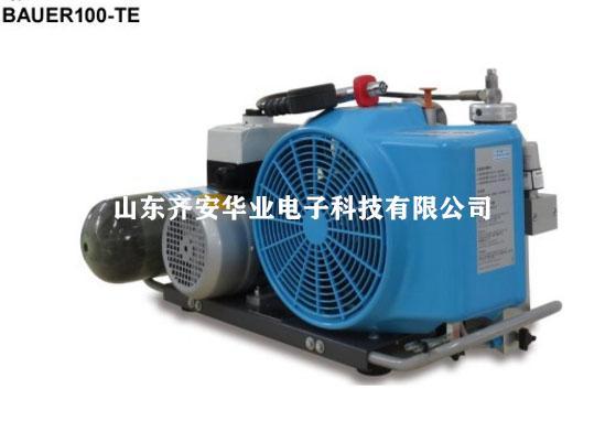 BAUER 100德国宝华呼吸器充气泵空气压缩机 2