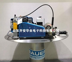 BAUER 100德國寶華呼吸器充氣泵空氣壓縮機