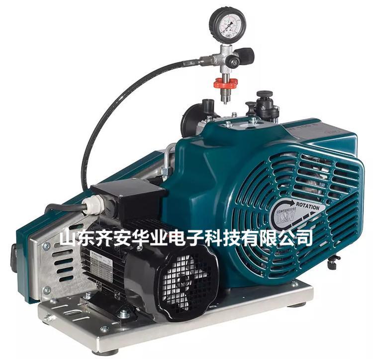 德国LW100-E-ECO爱安达呼吸器充气泵润滑油000001 1