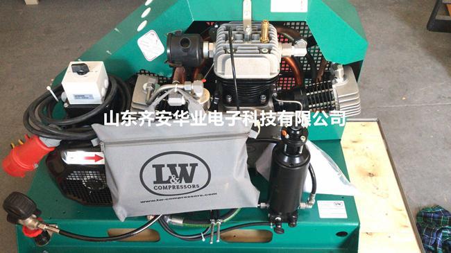 L&W空氣壓縮機LW100 E/E1充氣泵活性炭濾芯000644 2