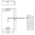 PAB-A Series 30-100W Module power supply 5v 12v 24v 48v 2