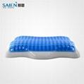 SAIEN PU gel medical neck pain rest