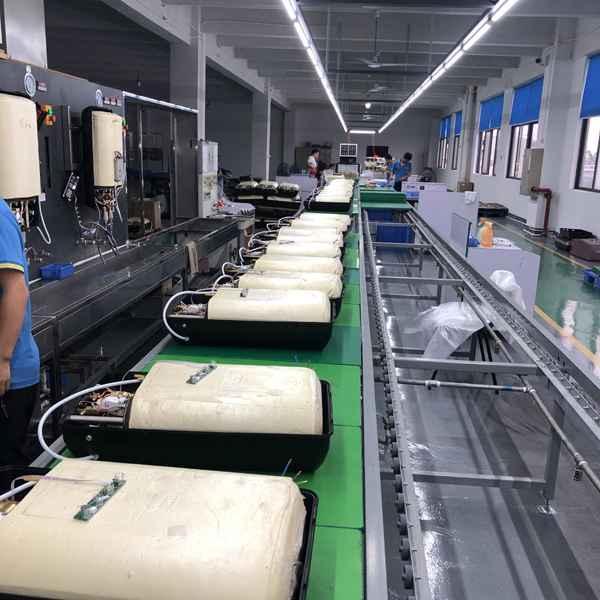 Huda惠达电器预即双模全智能恒温电热水器 3