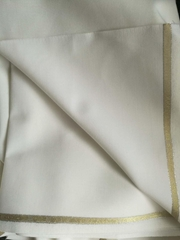 worsted wool fabric for uniform white fabric