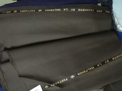 worsted fabric stock