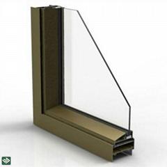 Window and door drawing customized aluminium profile extruded