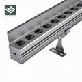 Aluminum Squeeze Manufacturer CNC Machining Aluminium Led Wall Washer Profile