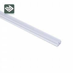 Manufacturer Customized Aluminum Profile 6063 T5 Aluminum Hard Light Bar