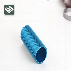 Customized LED Light Aluminum Extrusion Heatsink Profile