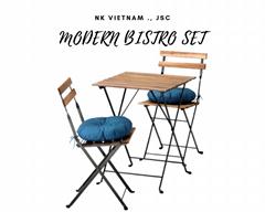 Bistro Set Garden Table