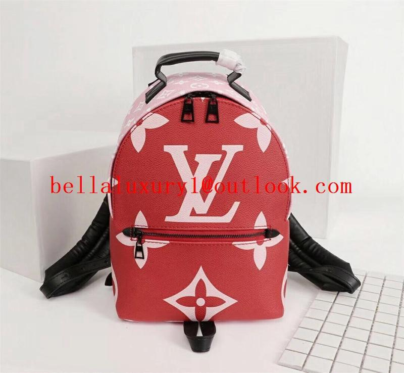 2019 Top quality Louis vuitton shoulder bag, LV backpack, men's and women's bags 12