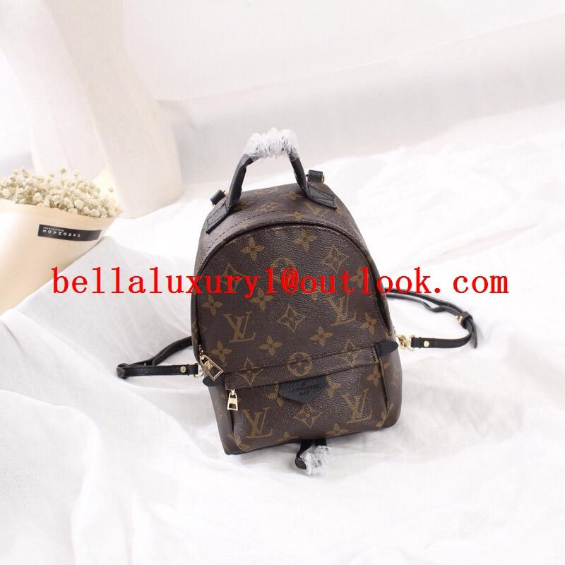 2019 Top quality Louis vuitton shoulder bag, LV backpack, men's and women's bags 1
