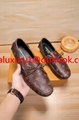 Sell LV leather shoes top LV driving