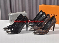 Lv women shoes Lv high heels Lv Pumps Lv heels Lv shoes Louis Vuitton high heels