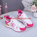 Hot Louis Vuitton trainers Louis Vuitton Sneaker LV shoes LV Sneaker