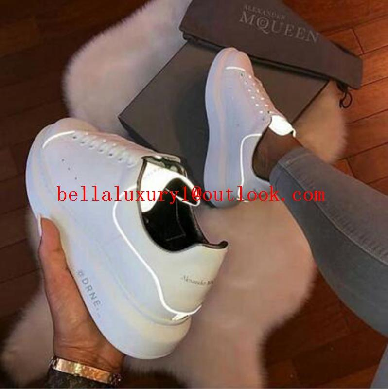 Wholesale Alexander         High Quality Shoes         White Shoes         Shoes 3
