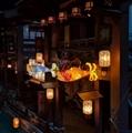 Chinese festival fish lantern with LED light  3