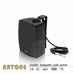 Outdoor Wall Mount Speaker All Weather 20W Waterproof PA Loudspeaker (Public Add
