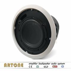 8 Inch PA Subwoofer Ceiling Speaker ARTONE CS-918