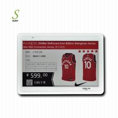 Suny 7.5inch Supermarket E-paper Display Shelf Price Label ESL Electronic Digita
