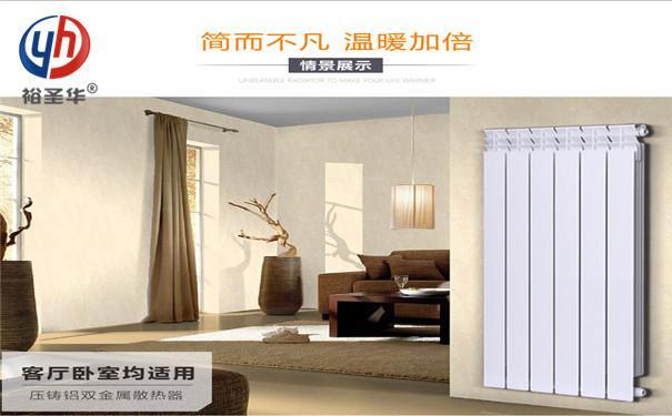 高壓鑄鋁暖氣片優點ur7004-500壓鑄鋁散熱器特點 4