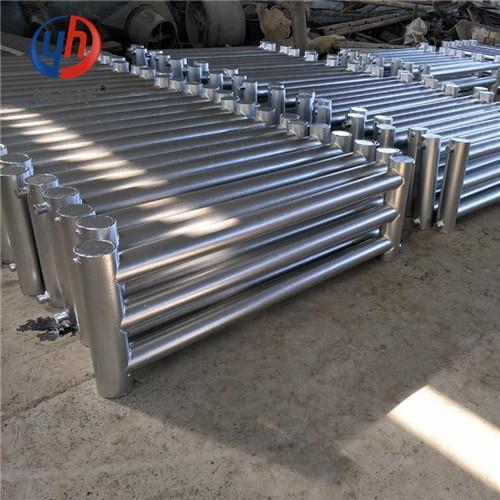 D108-4-3工業蒸汽光排管散熱器 2