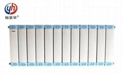 GLZY75-75/400-1.2鋼鋁復合暖氣片型號參數