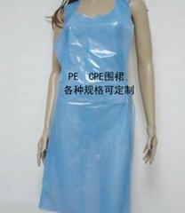 一次性塑料 圍裙