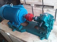 红旗高温泵厂华潮牌高温油泵齿轮泵