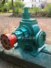 红旗高温泵厂华潮牌不锈钢泵齿轮泵