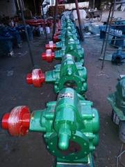 红旗高温泵厂华潮牌油漆稠油泵齿轮泵