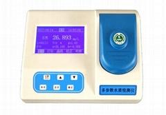 YR-T400多参数水质检测仪