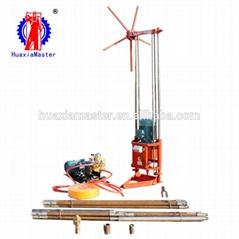 QZ-2A three-phase electric portable sampling drilling rig