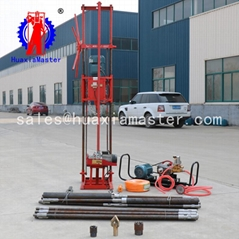 China hot sell QZ-2DS three phase electric light sampling drilling rig