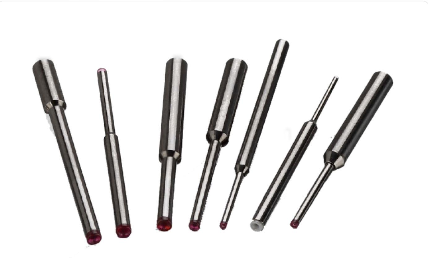 Precision Grinding Ruby Tipped Stainless Steel Nozzle for Coil Winding Machine 4