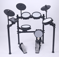 Electronic drums set