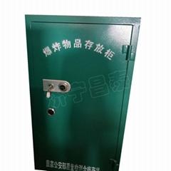 湖南衡陽昌泰牌1000發安全防爆櫃 可移動車載防爆櫃