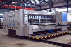 automatic high speed corrugated carton printing machine