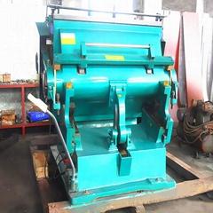 corrugated carton creasing die cutting machine