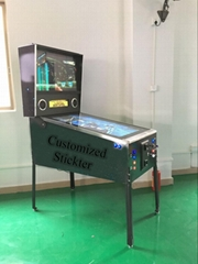 49inch Coin Operated Video Virtual Pinball With Classics Games