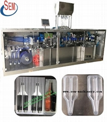 plastic ampoule sauce packing machine