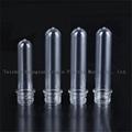 28 mm Transparent Plastic Bottle Preform