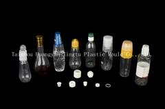 High-mouthed plastic bottle preform