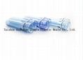 Plastic Transparent Tube Preforms in